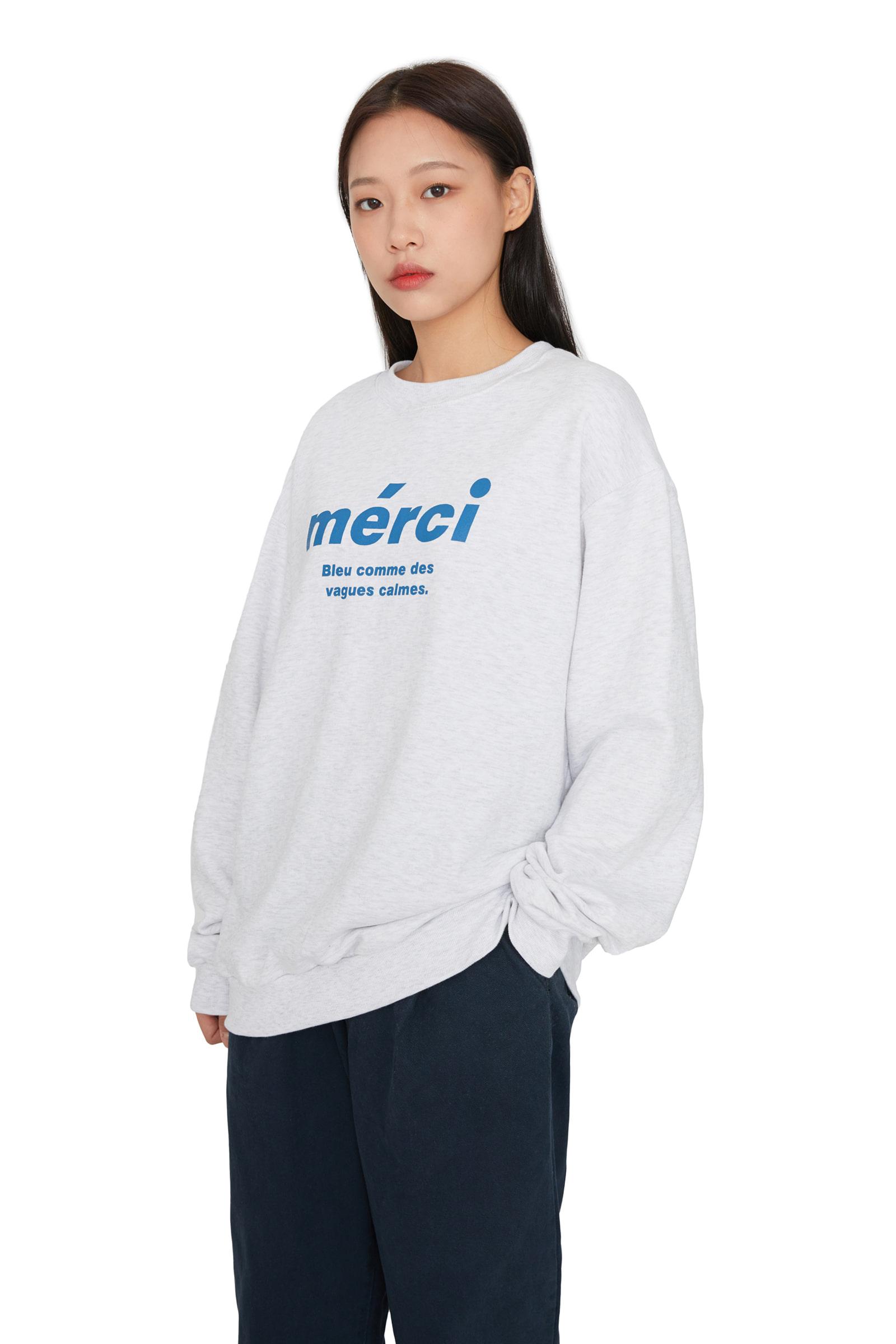 Mercy printed sweatshirt