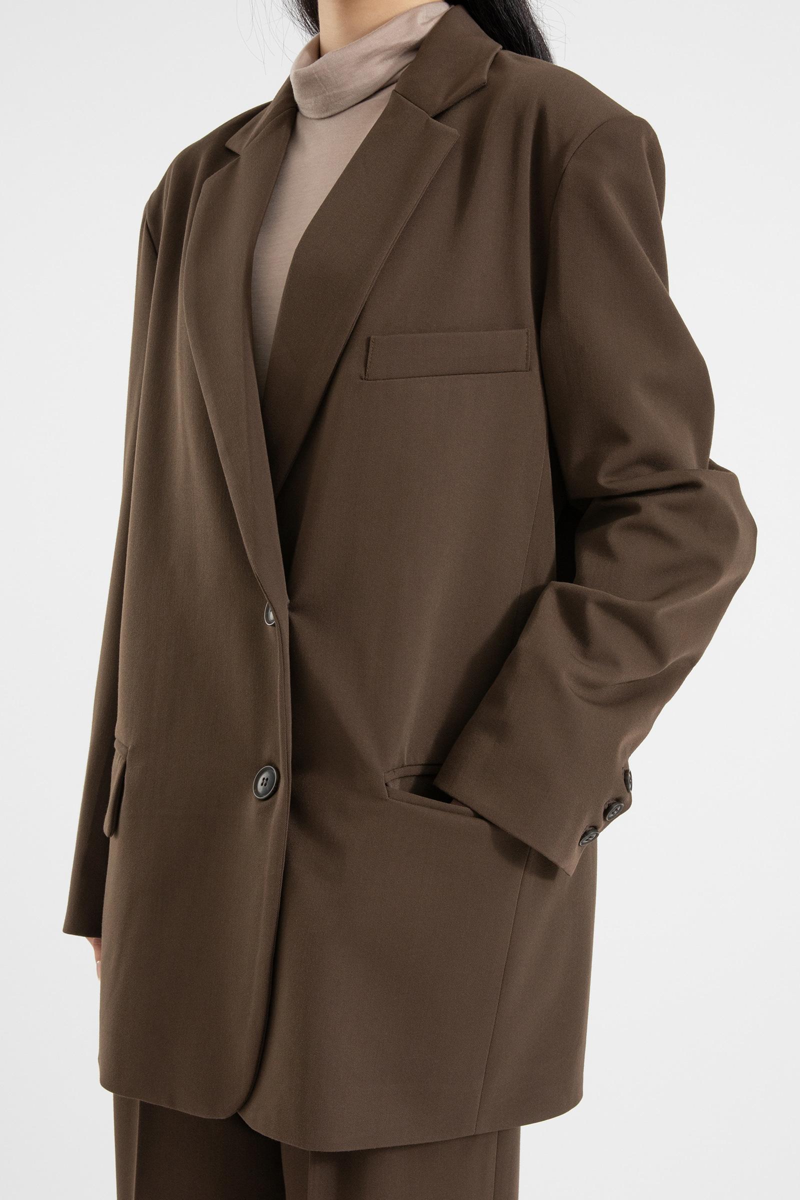 Royce over single jacket
