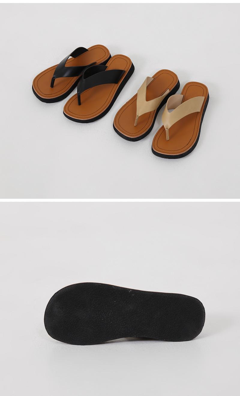 Muse flip flop slipper