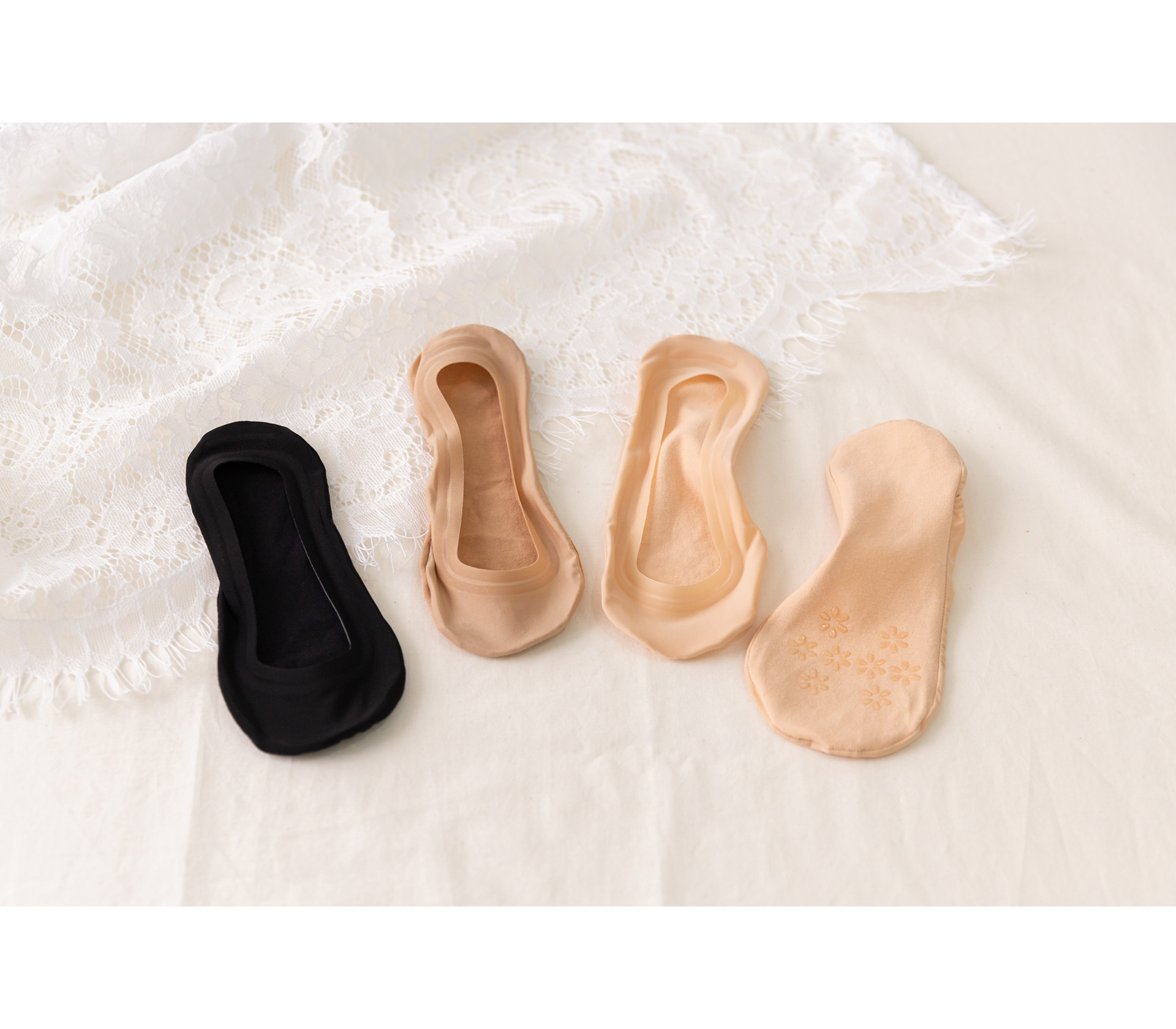 Toto nude toe gumshoes #86173