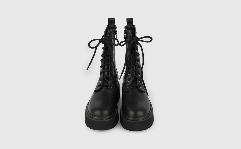 Mad lace-up walker boots