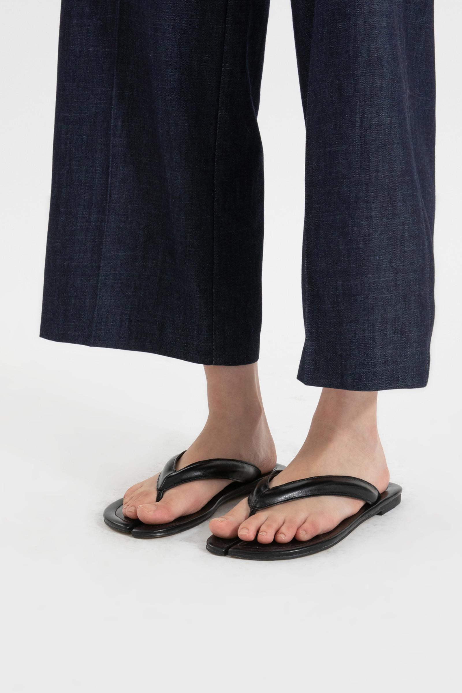 Beaker dough wide jeans