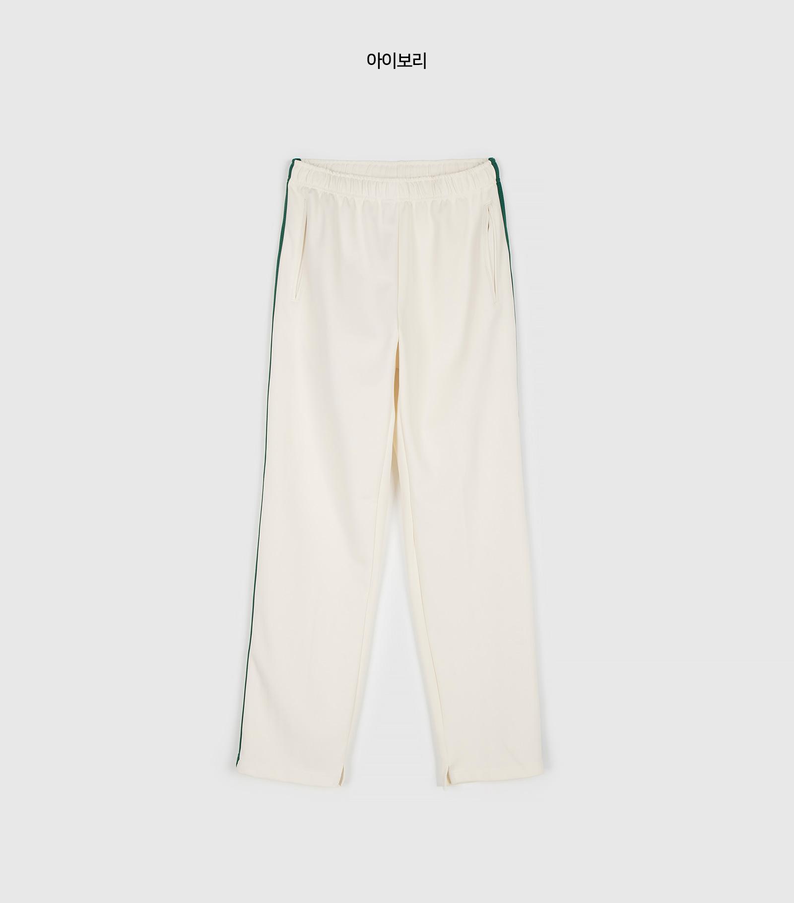 Two line banding training pants