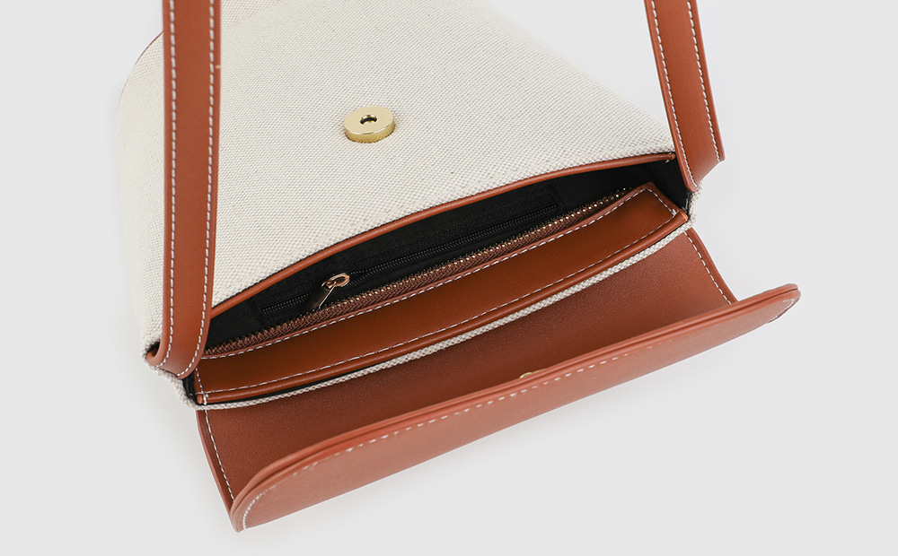 Domix Bucket Shoulder Bag