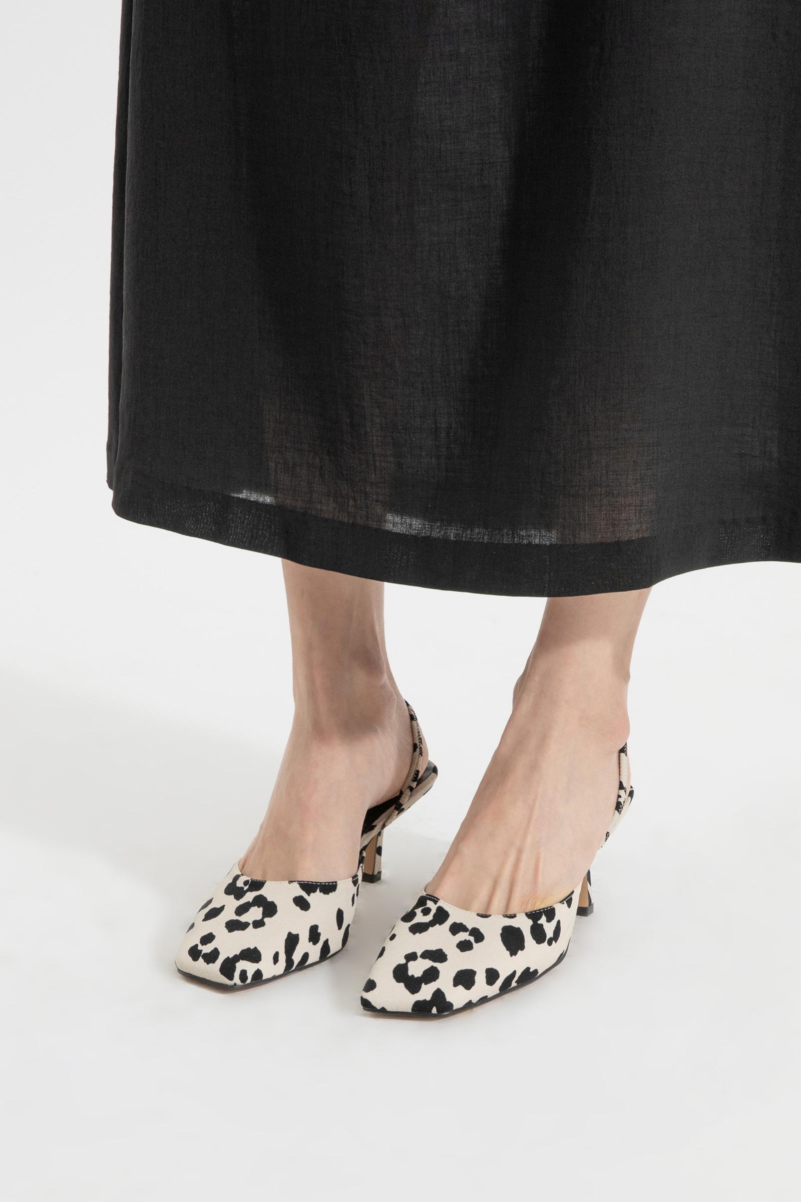 Jenny Square High Heel Sandals