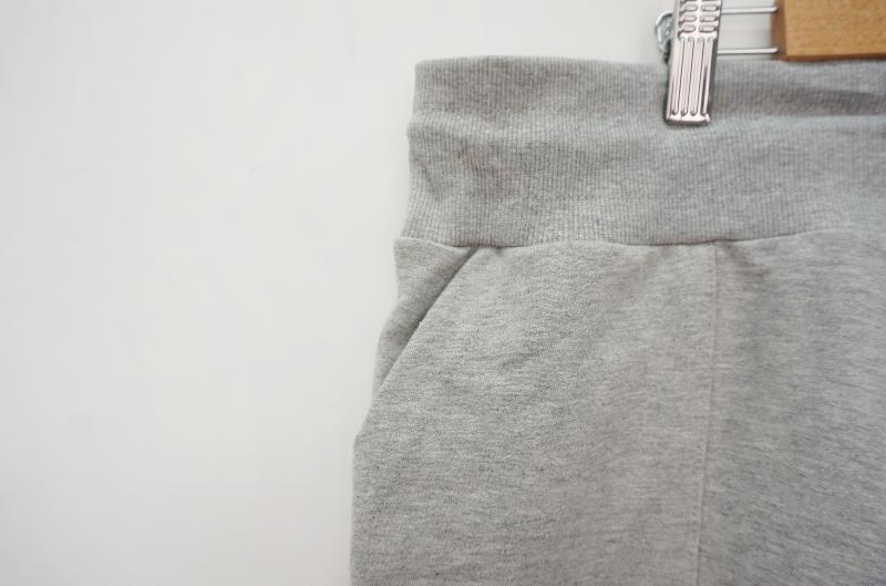 String high short training pants