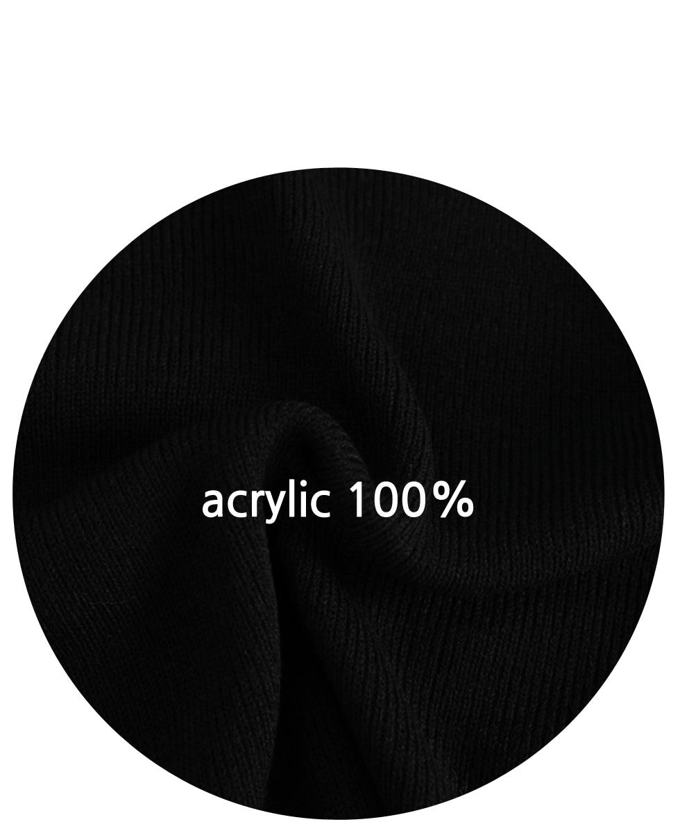 Circle Golf Knit