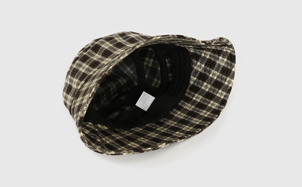 Gale Check Bucket Hat