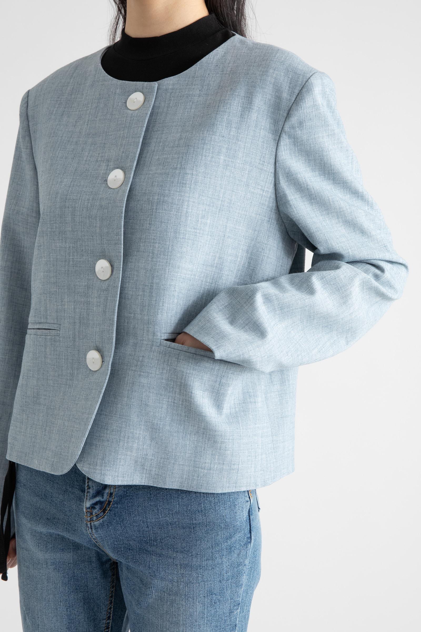 Windy Cararis Single Jacket