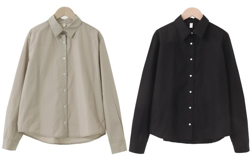 Pastel Simple Basic Shirt