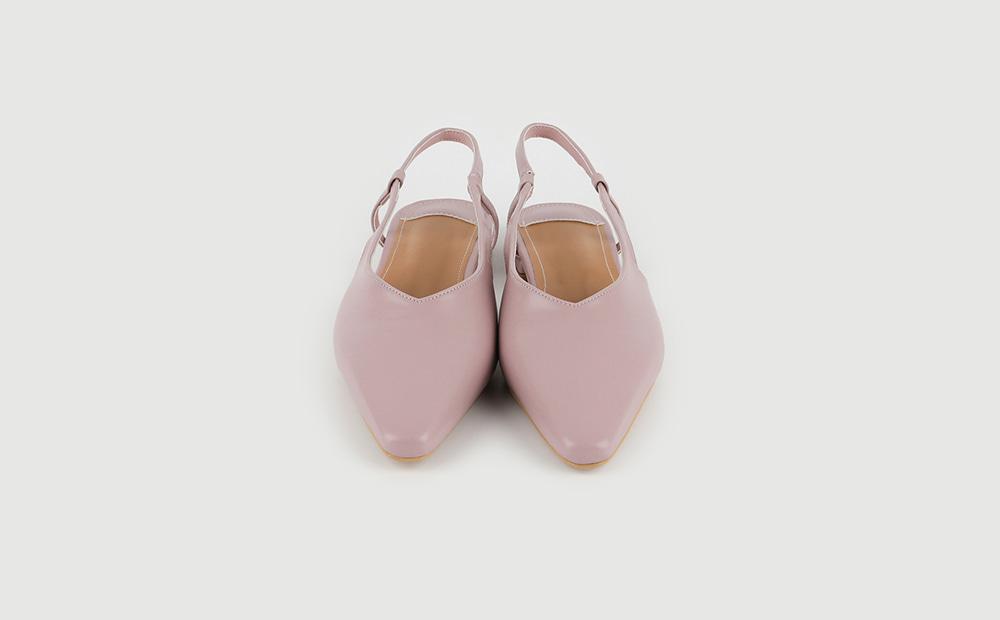 Twal slingback flat sandals