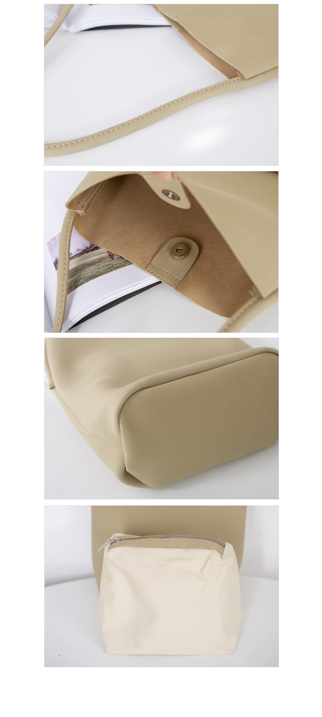 Daily pouch shoulder bag #85569