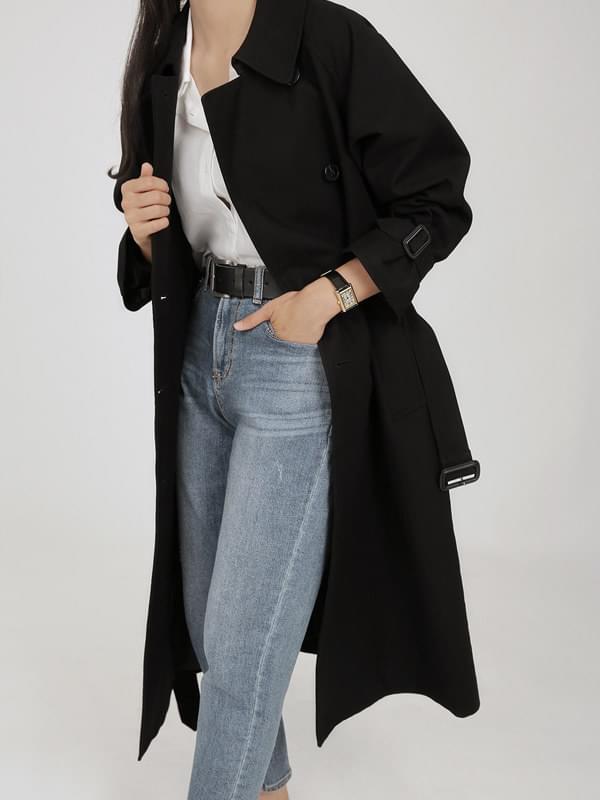 MMMM / B1989 classic trench coat