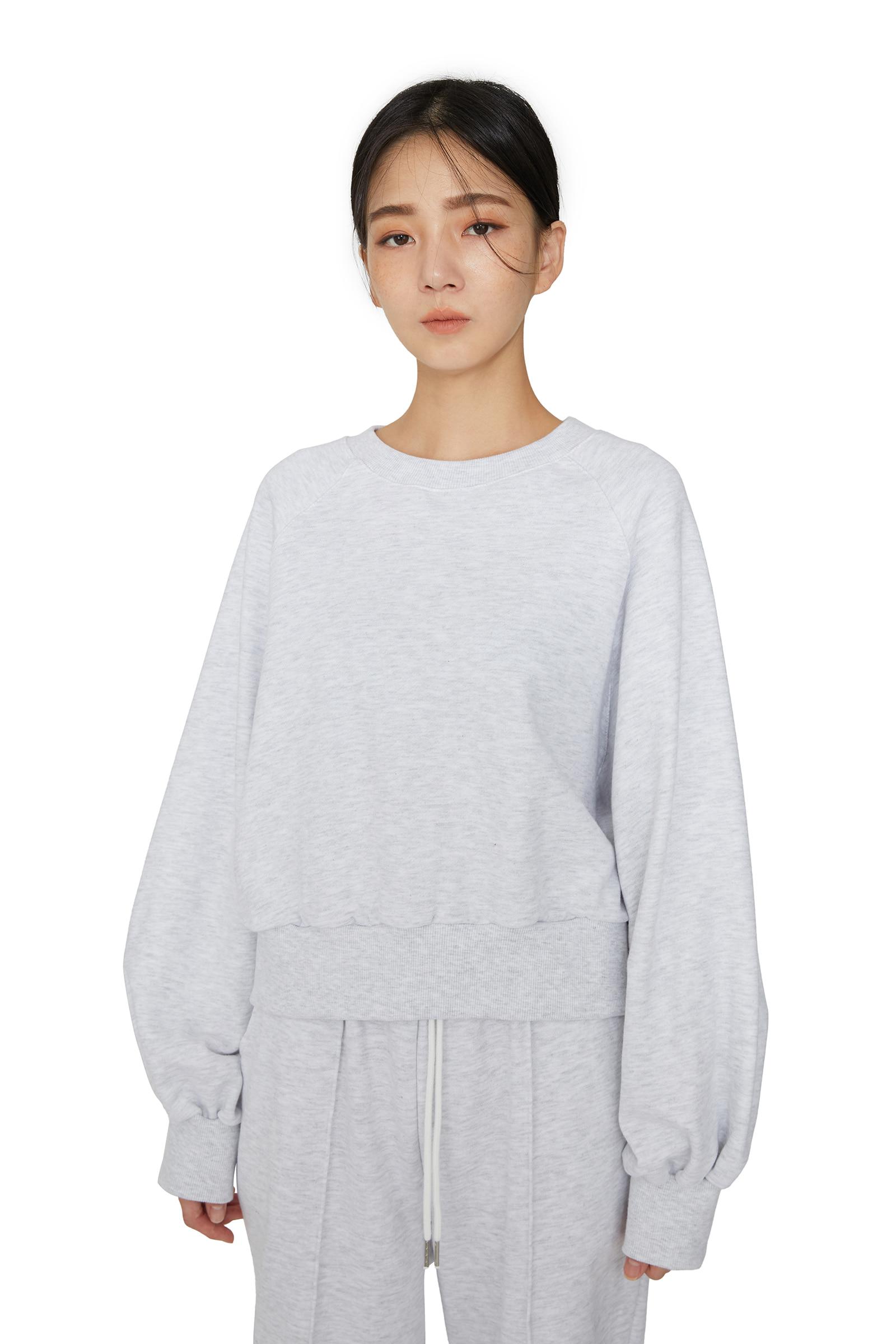 Oz soft cotton crew neck sweatshirt