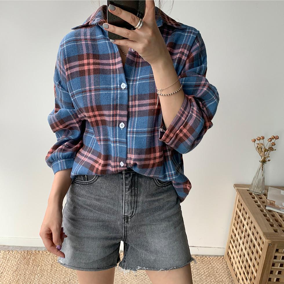Ready check shirt