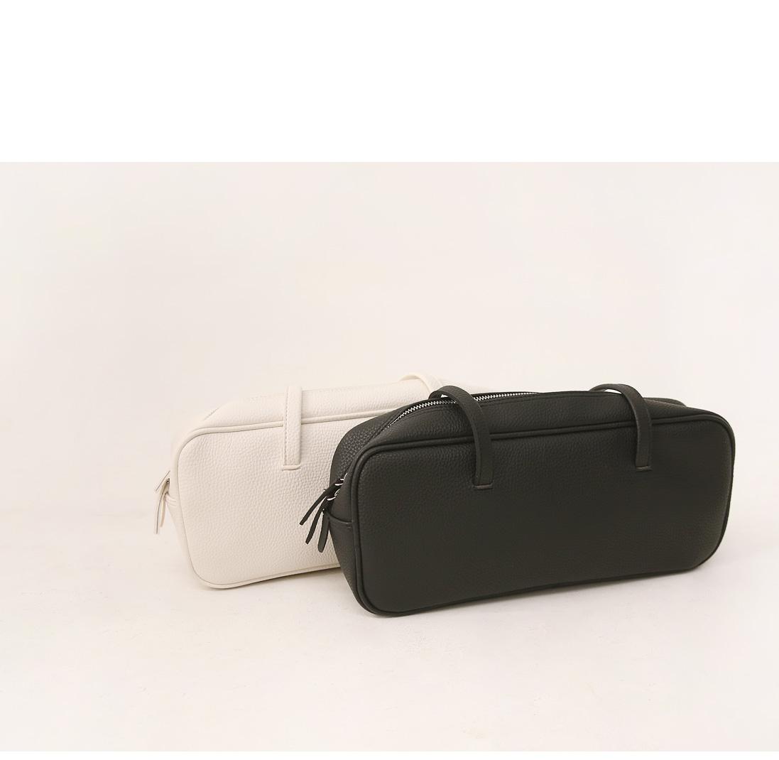 NUGEN SQUARE SHOULDER BAG
