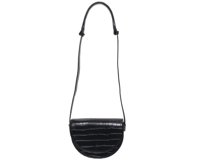 Python Half Moon Cross Bag