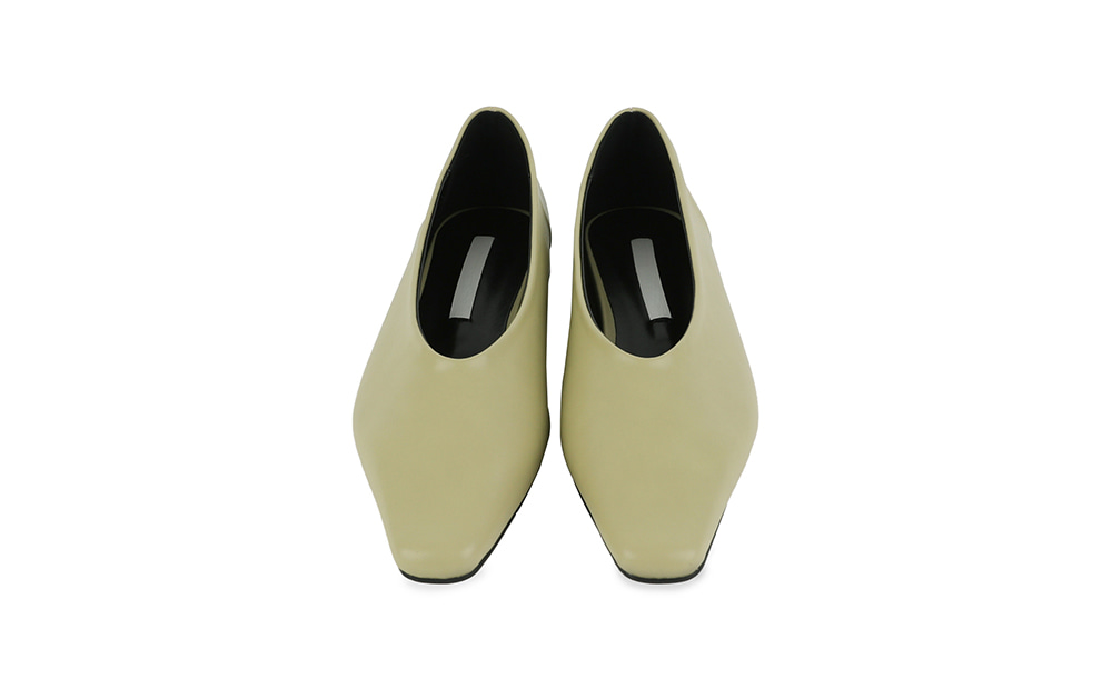 Story simple flat shoes