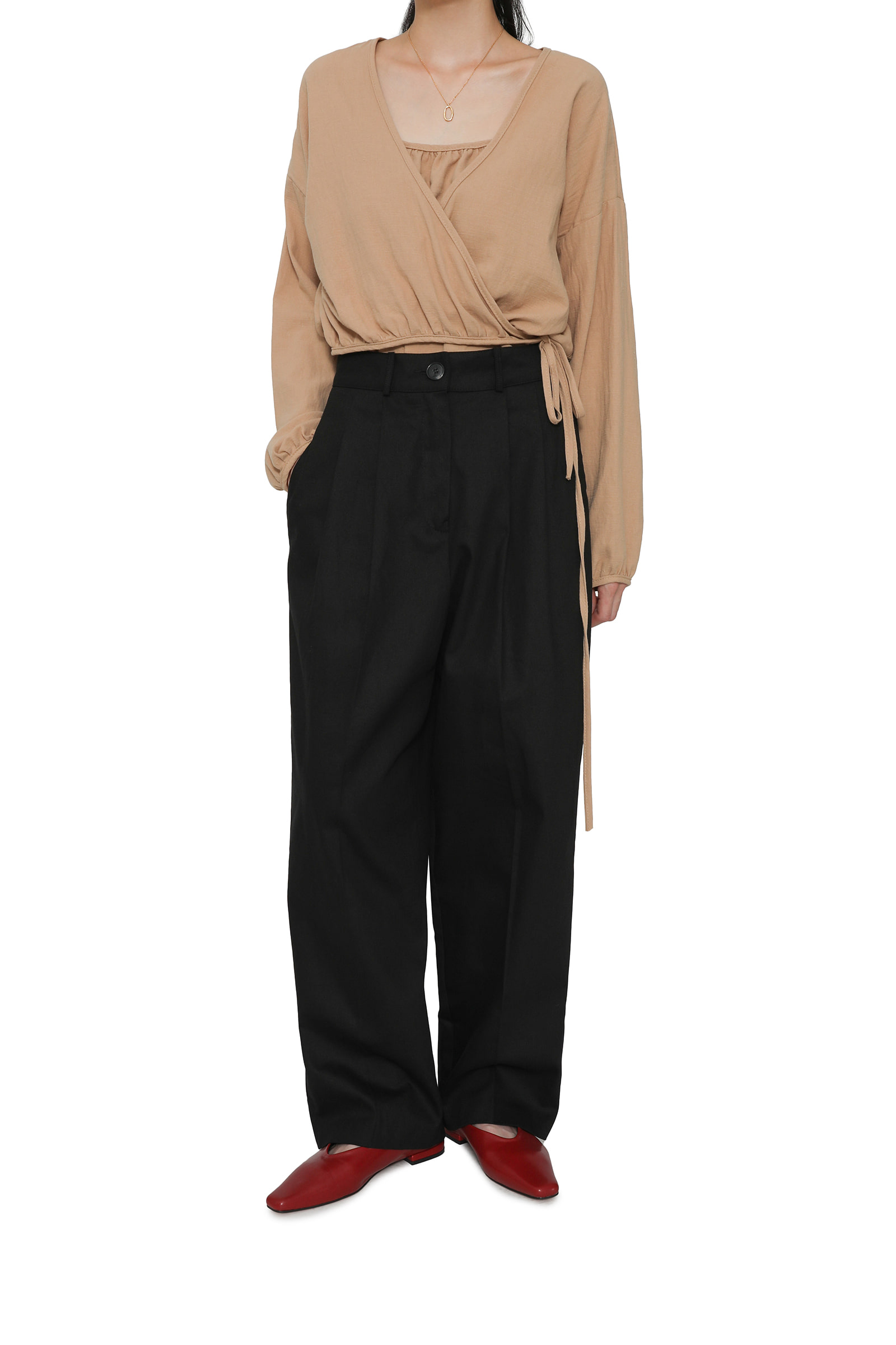 Original tapered slacks