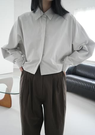 dolman sleeve shirts ブラウス