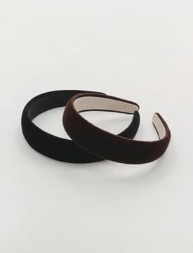 Simple Velvet Hair Headband