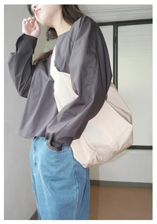 casual strap shoulder bag 肩背包