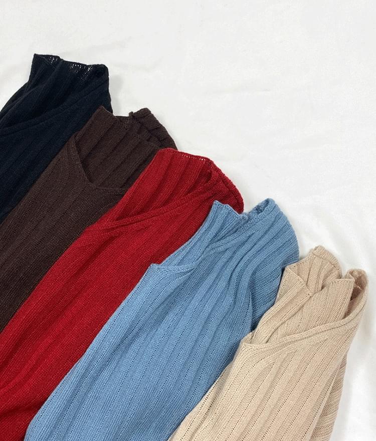 Rito rib knit 針織衫