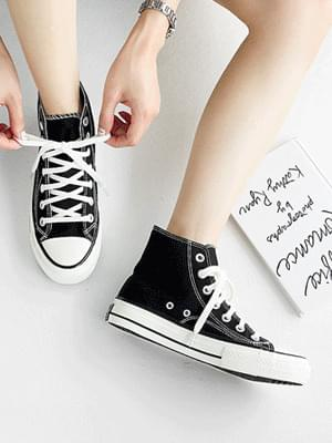 Anywhere high-top sneakers 2cm