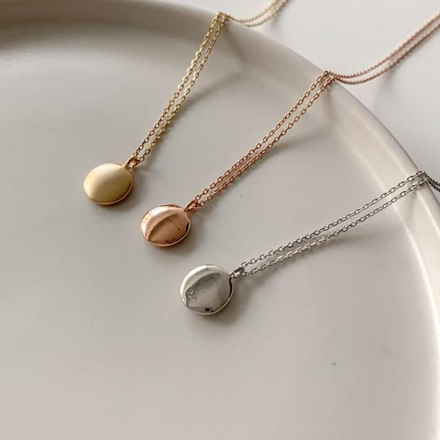 Miracle stone silver925 necklace