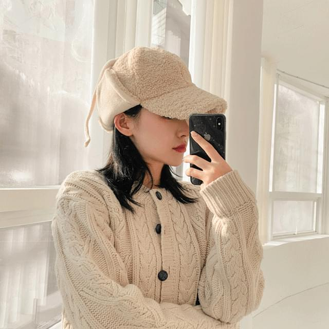 Pogely Gwidali Winter Ball Cap Trapper Hat