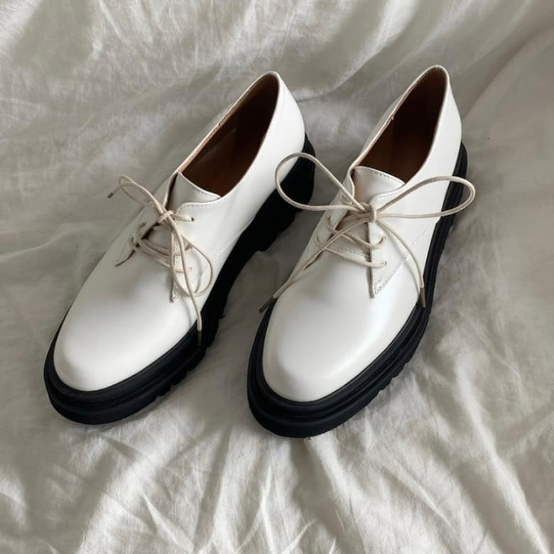 Jaming Oxford Oversole Loafers 5cm