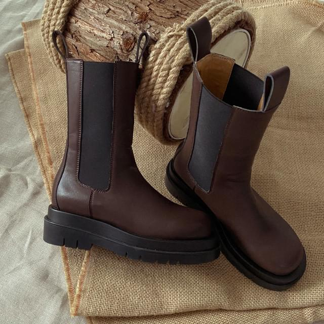 Unique Full Heel Chelsea Boots 靴子