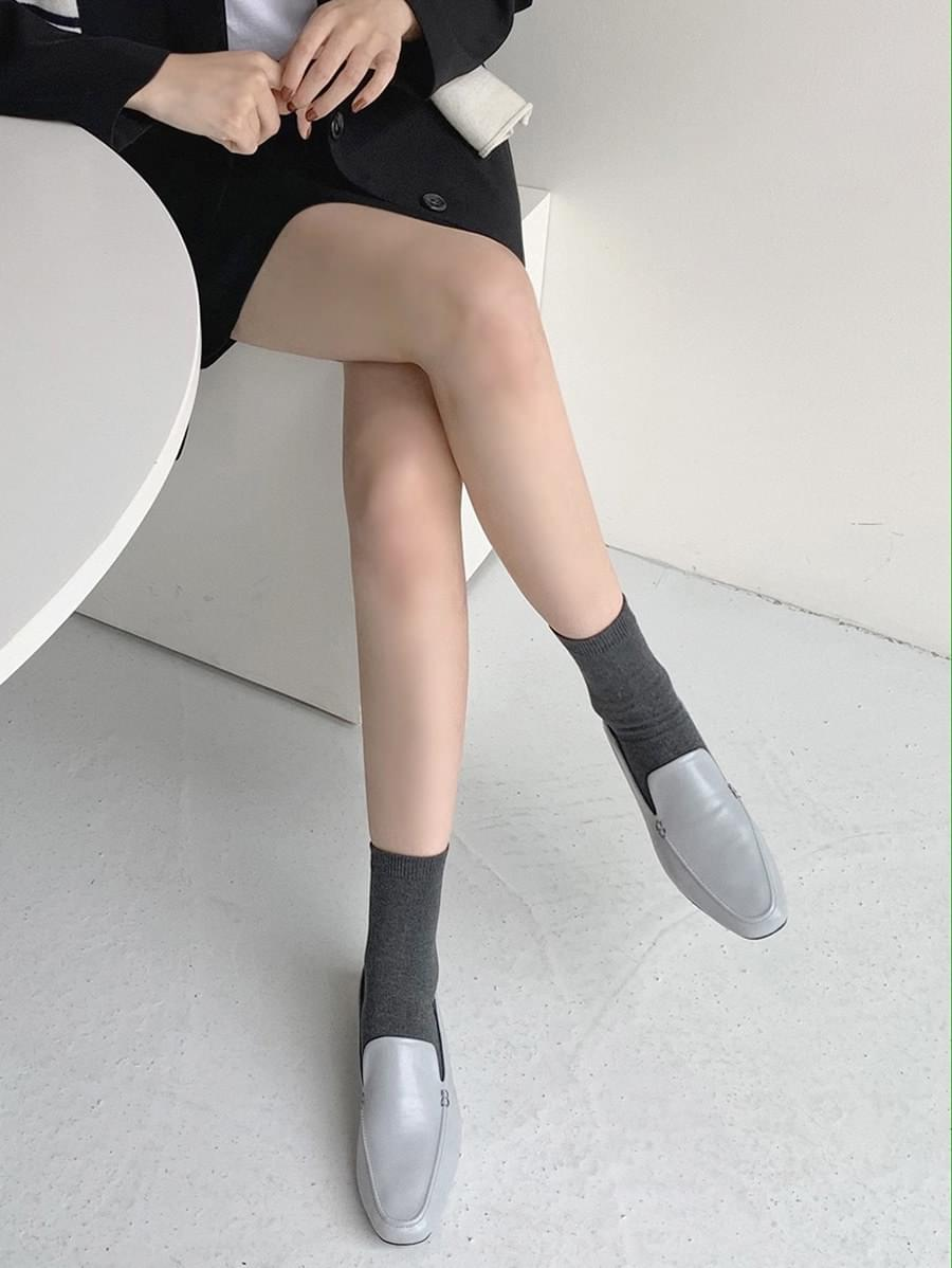 韓國空運 - Mono Loafers 樂福鞋