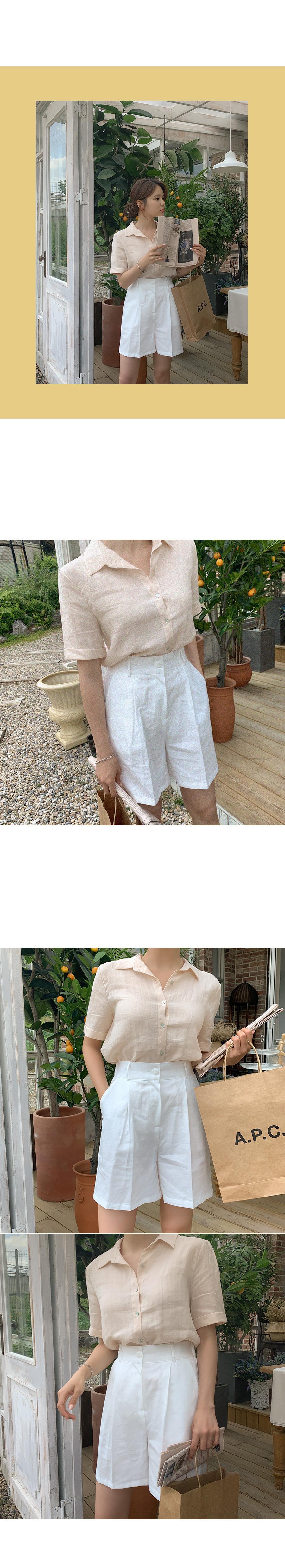 Kira Banding Lamy Short Pants