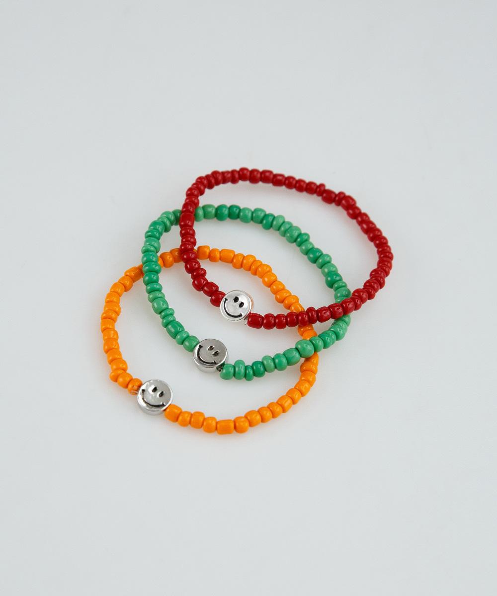 colorful mini beads bracelet