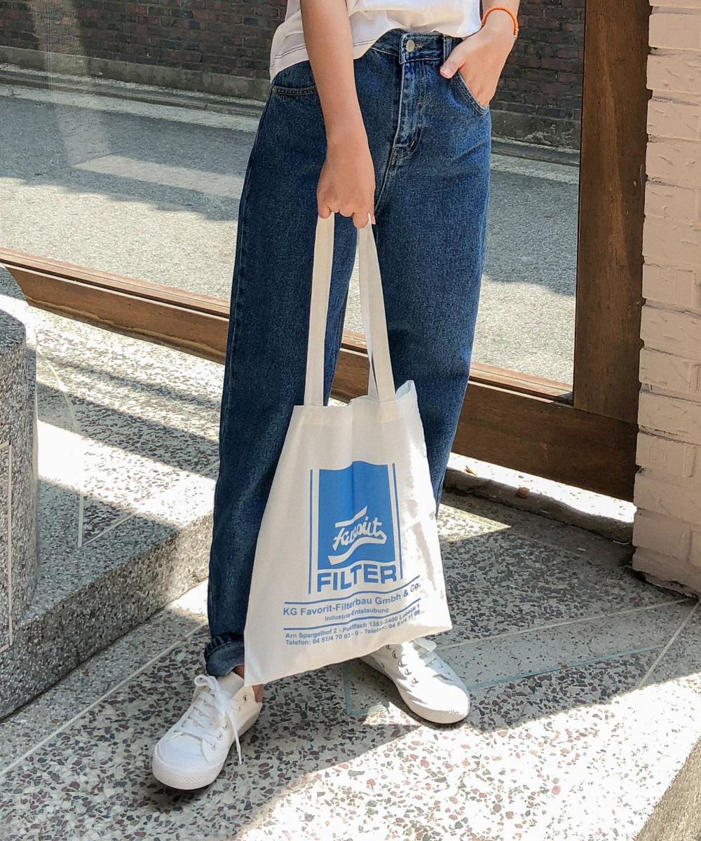 casual mood printing eco bag