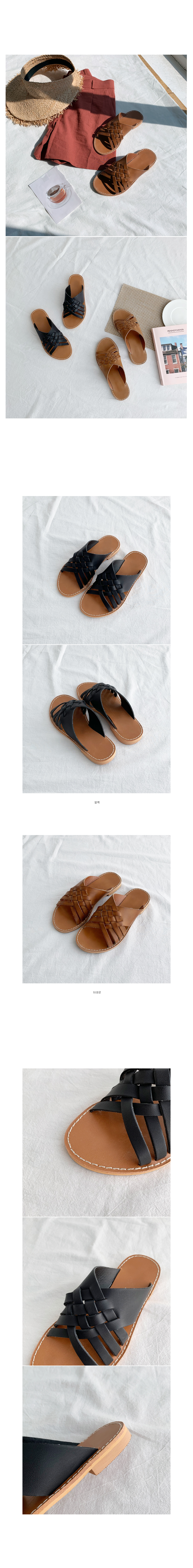 Kancho Slippers Sandals