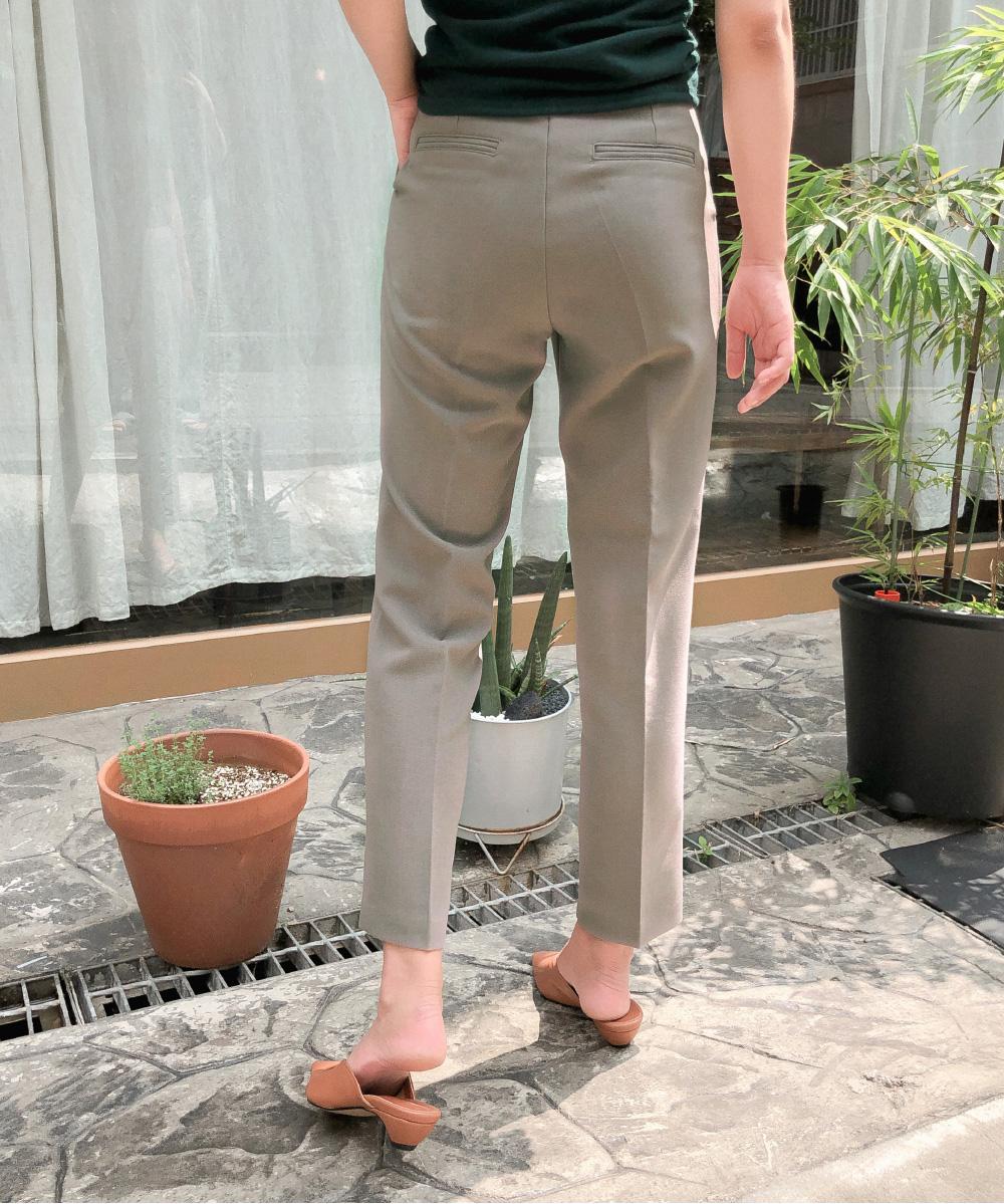 Standard Slim Fit 9 Part Slacks