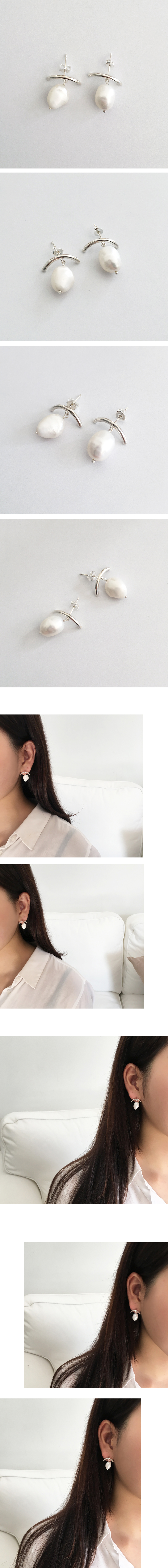 (silver925) tour earring