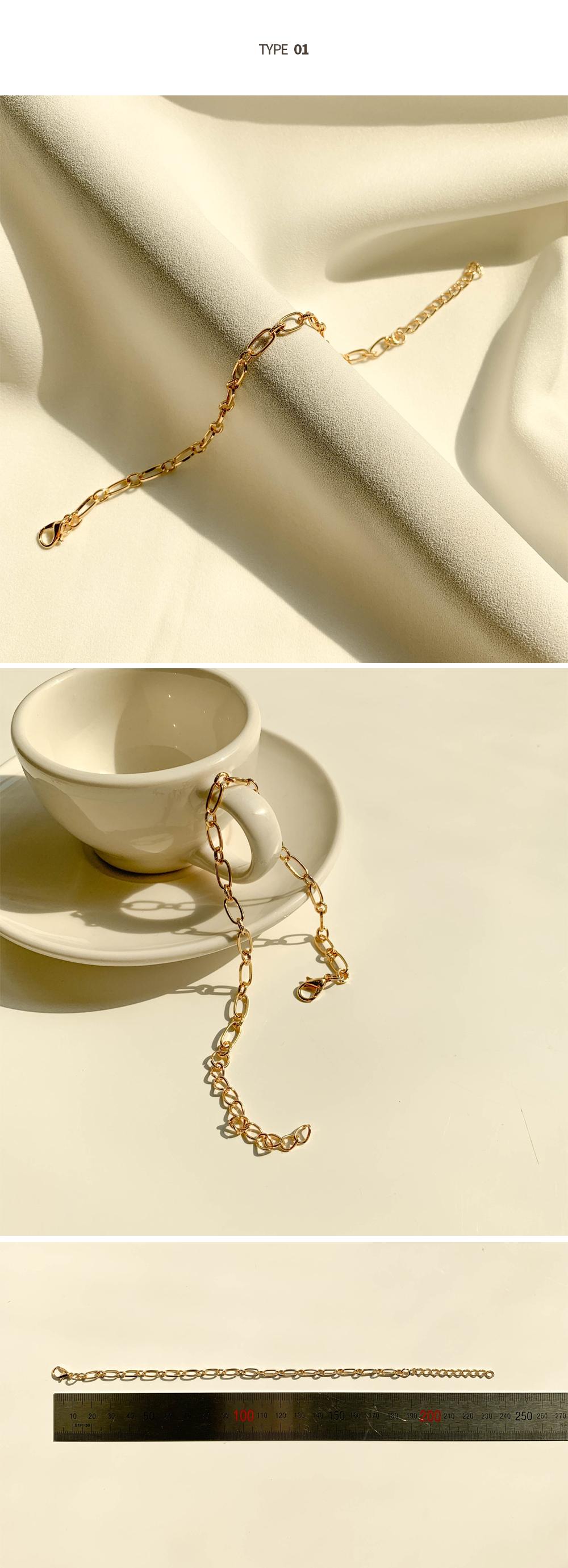 Daily Bracelet Set of 6