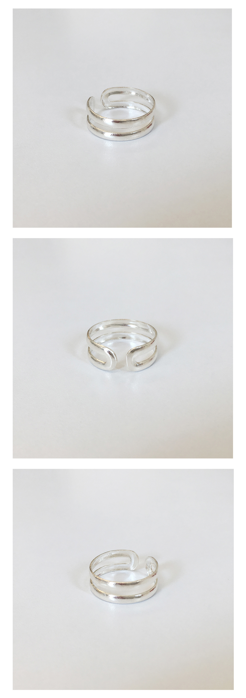 two thin ring