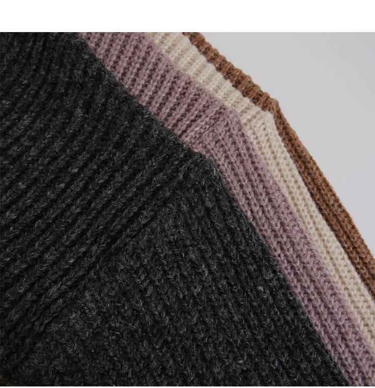 Shop-Mock Neck Knit