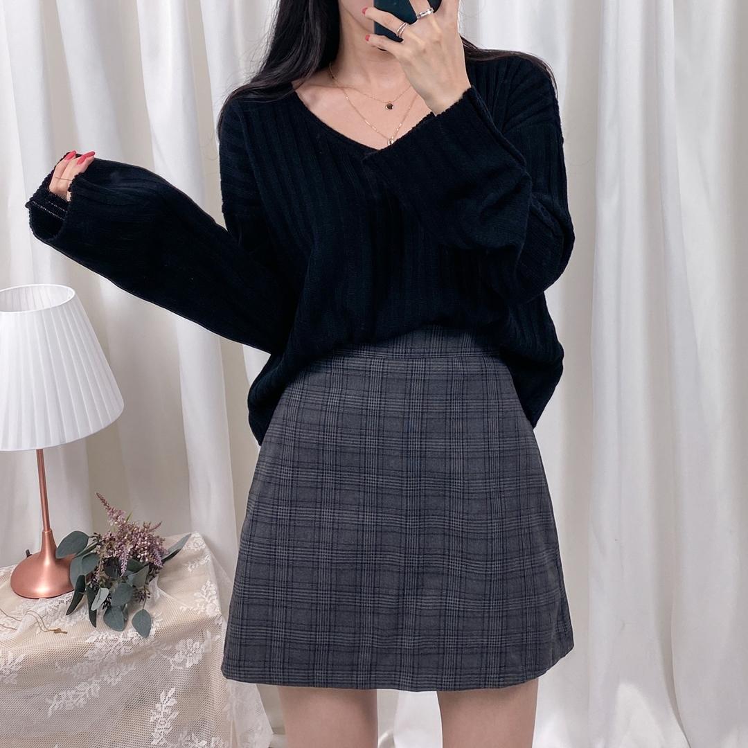 Rito rib knit
