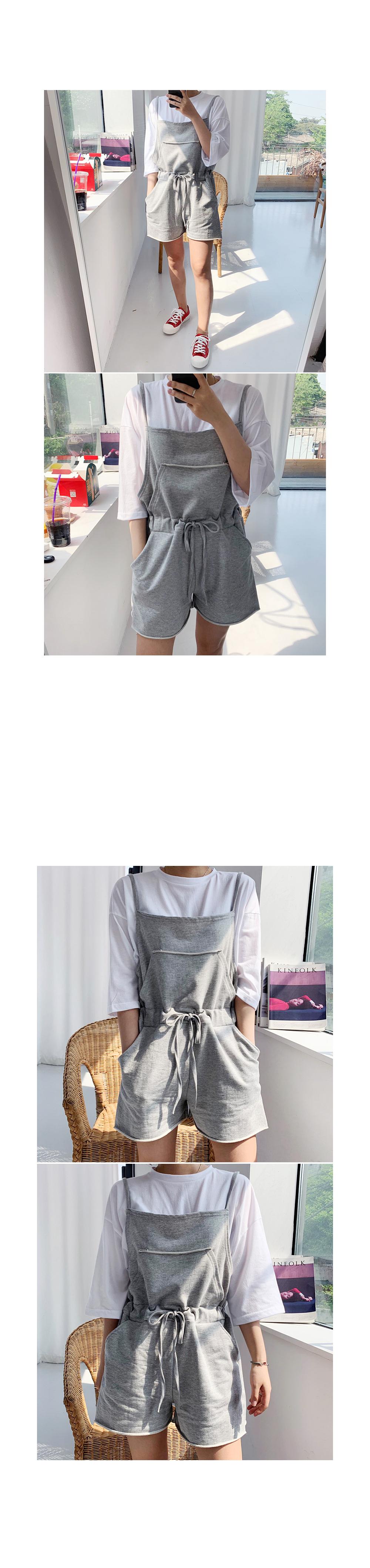 Cotton suspenders