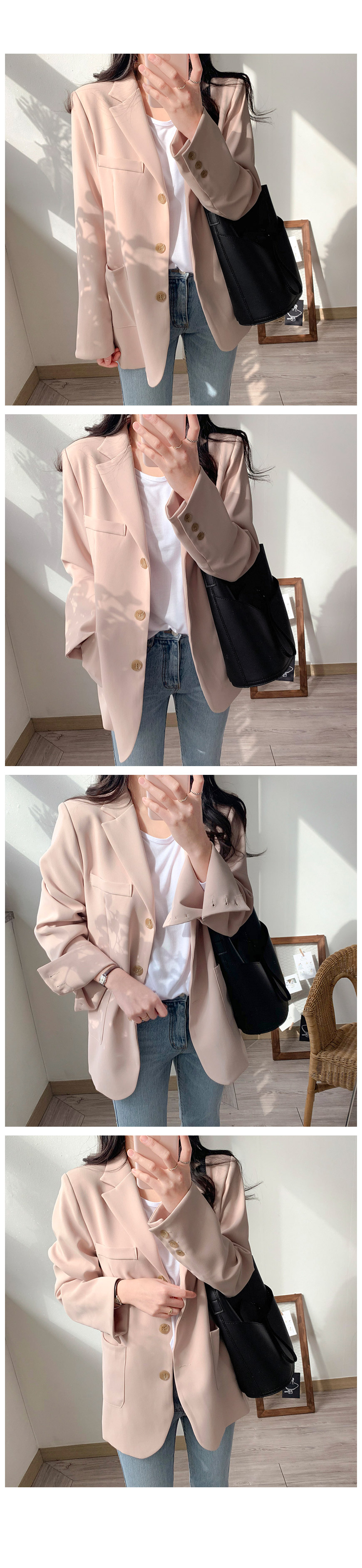 * Free Shipping * Daily Spring Jacket-2color
