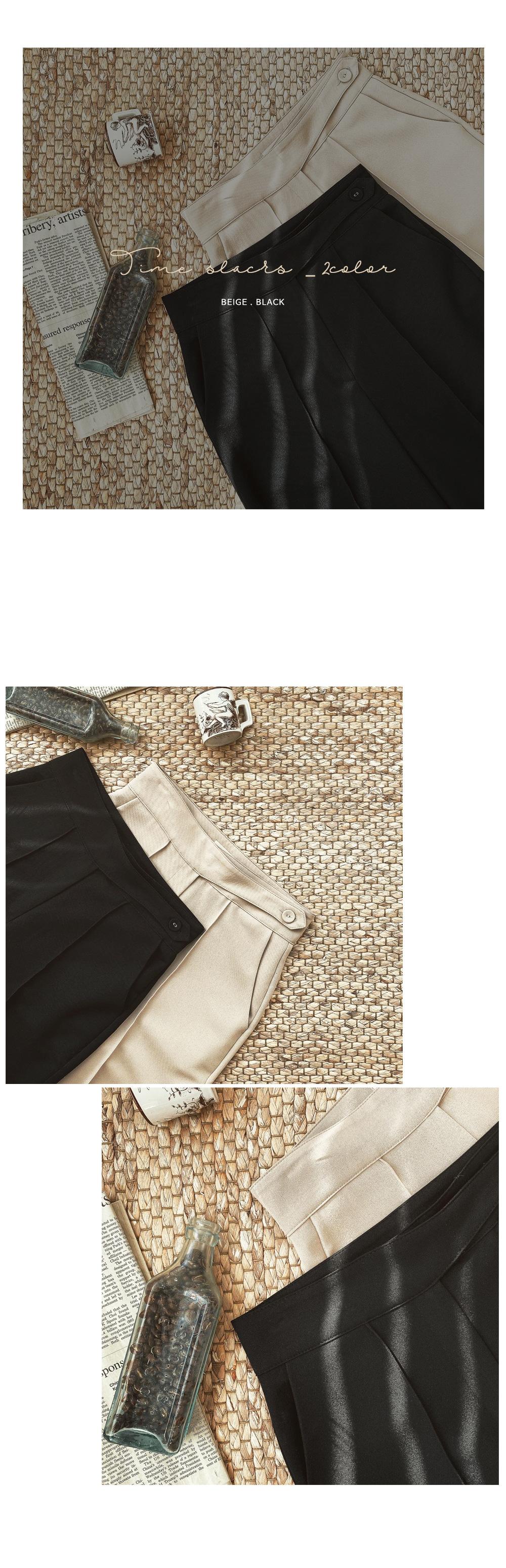 Tencel wide long slacks P#YW395