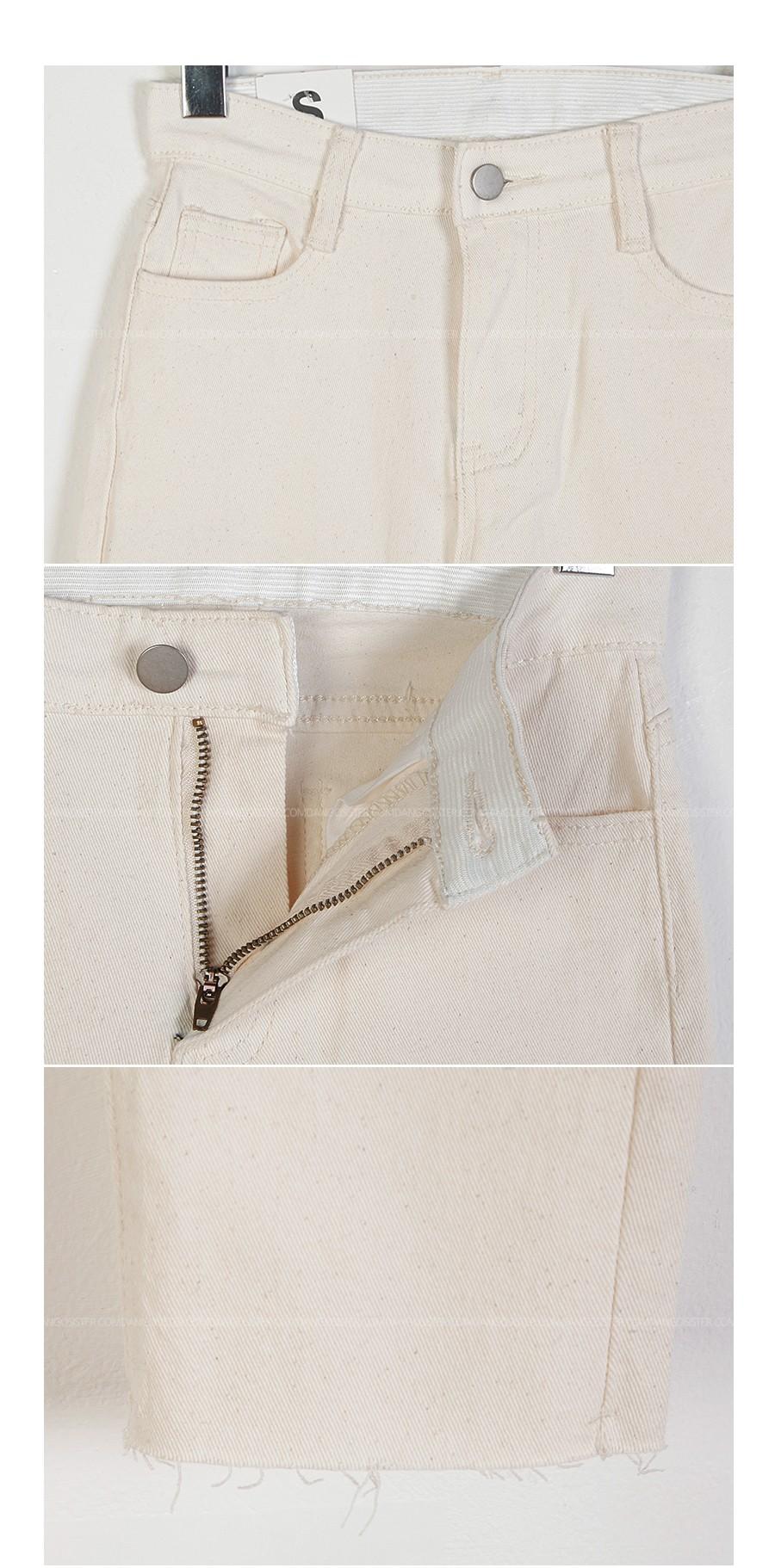 ★Denim planning★Davi Cotton Date PT♥ Waist banding
