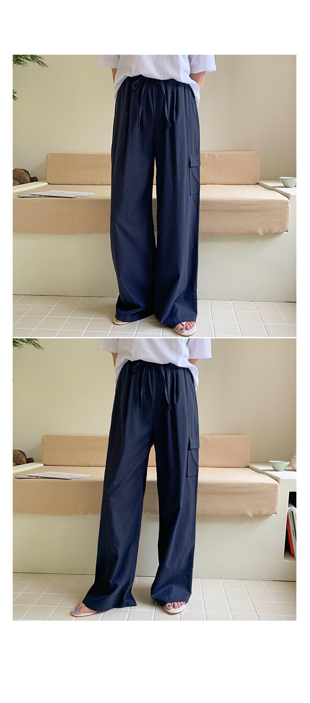 Rope Pocket Wide PT