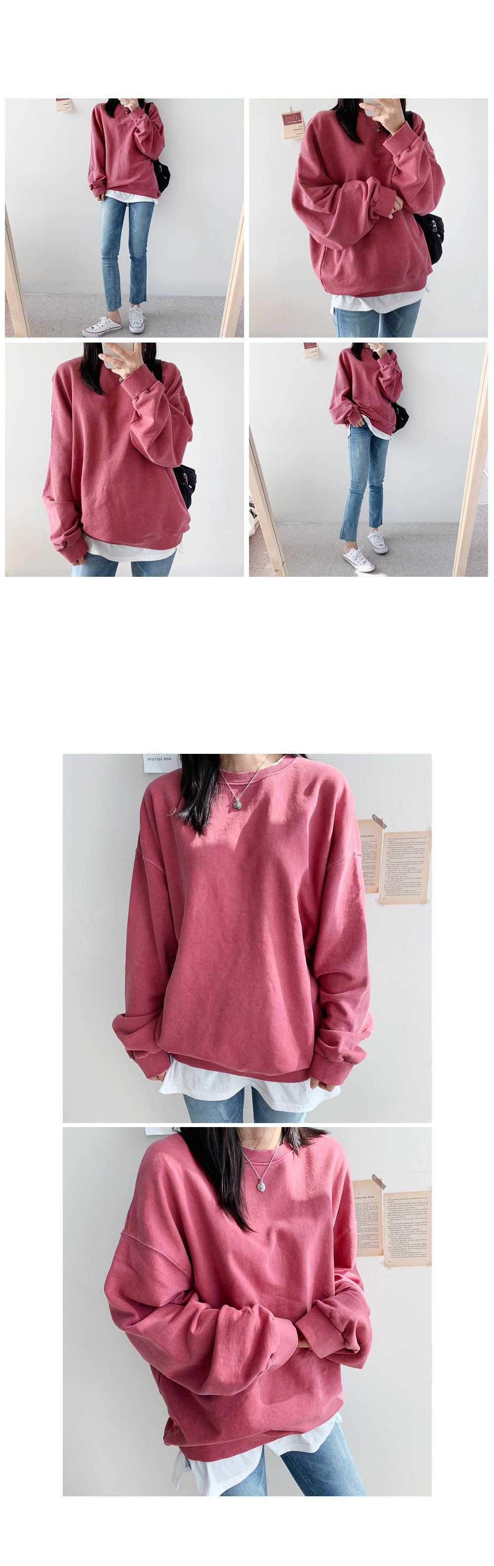 Pipi Pigment sweat shirt