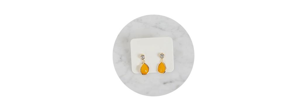 Zem No.141 (earring)
